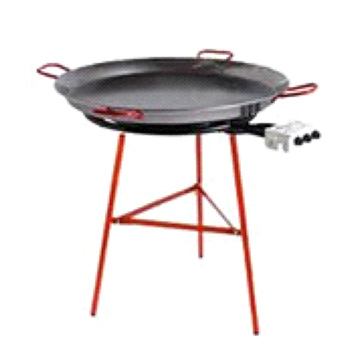 Paella Pan & Stand